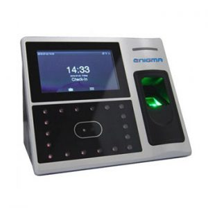 ESP 402 Facial Recognition Time Attendance & Access Control System