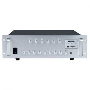 6zones Separately Control Volume With Bluetooth Mixing Amplifier