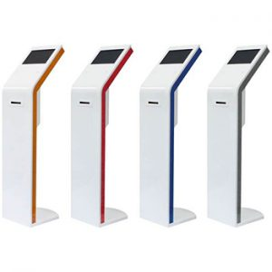 10-inch Touch Screen Standee Kiosk
