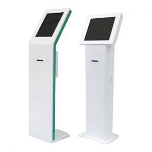 17-inch Touch Screen Standee Kiosk